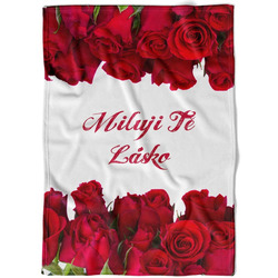 Deka Miluji tě-růže