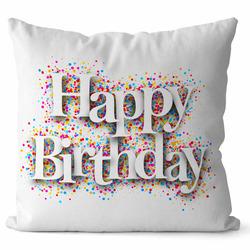Polštář Happy Birthday