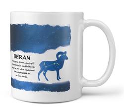 Hrnek Beran (21.3. - 20.4.) - modrý