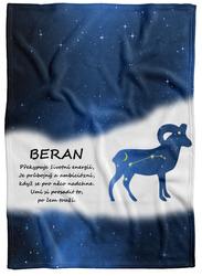 Deka Beran (21.3. - 20.4.) - modrá