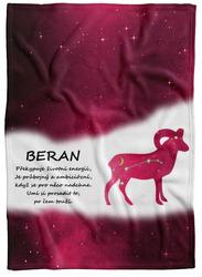 Deka Beran (21.3. - 20.4.) - červená