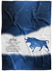 Deka Býk (21.4. - 21.5.) - modrá
