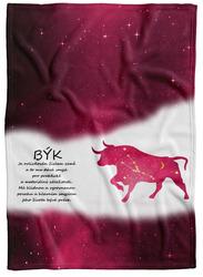 Deka Býk (21.4. - 21.5.) - červená