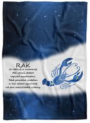 Deka Rak (22.6. - 22.7.) - modrá