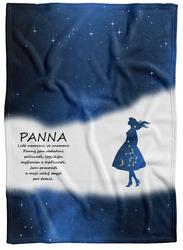 Deka Panna (23.8. - 22.9.) - modrá
