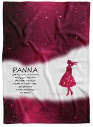 Deka Panna (23.8. - 22.9.) - červená