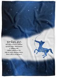 Deka Střelec (23.11. - 21.12.) - modrá