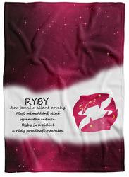 Deka Ryby  (21.1. - 20.3.) - červená