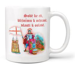Hrnek Svatý Florian