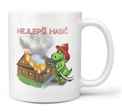 Hrnek Soptík – hasič