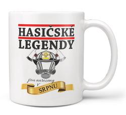 Hrnek Hasičské legendy - měsíce