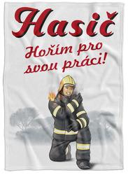 Deka Hořím pro práci