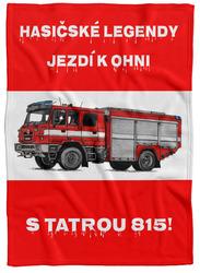 Deka Hasičské legendy – T815