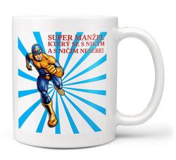 Hrnek Super manžel