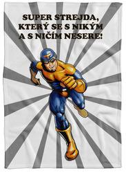 Deka Super strejda Superhrdina