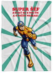 Deka Super šéf – superhrdina
