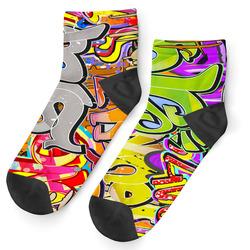 Ponožky Graffiti - pánské