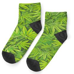 Ponožky Cannabis - dámské