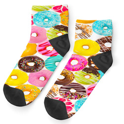 Ponožky Donuts - dámské