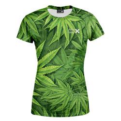 Tričko Cannabis – dámské