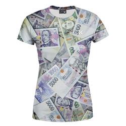 Tričko Peníze – dámské