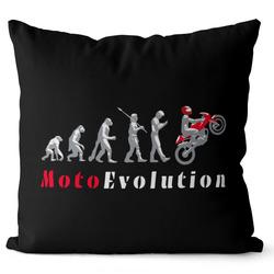 Polštář Moto evolution