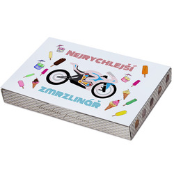 Bonboniéra Nejrychlejší zmrzlinář