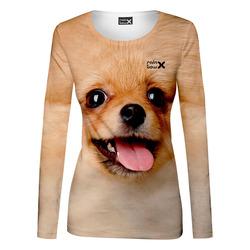 Tričko Chihuahua – dámské (dlouhý rukáv)