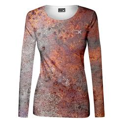 Tričko Rust – dámské (dlouhý rukáv)