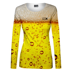 Tričko Beer – dámské (dlouhý rukáv)
