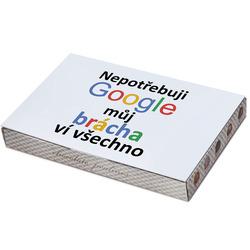 Bonboniéra Google – brácha