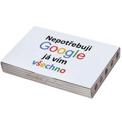 Bonboniéra Google – já