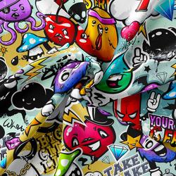 Interlock – Graffiti