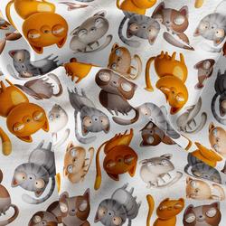 Fleece – Cats