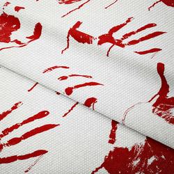 Nepromokavá tkanina – Bloody hand
