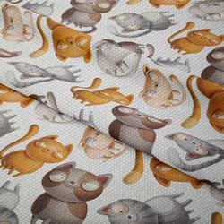 Nepromokavá tkanina – Cats