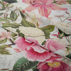 Nepromokavá tkanina – Flowers II