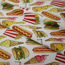 Nepromokavá tkanina – Hungry