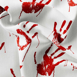 Teplákovina – Bloody hand