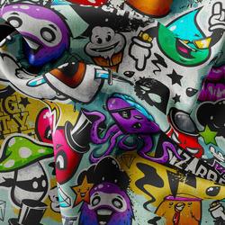 Teplákovina – Graffiti