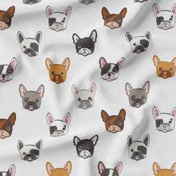 Tričkovina – Bulldog head