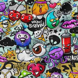 Tričkovina – Graffiti