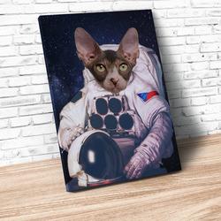 Obraz kosmonaut