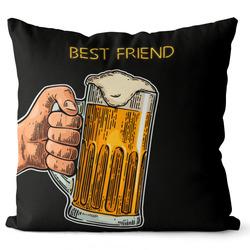 Polštář Beer friend