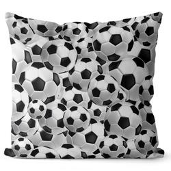 Polštář Fotbalové míče