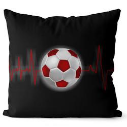 Polštář Fotbalový pulz