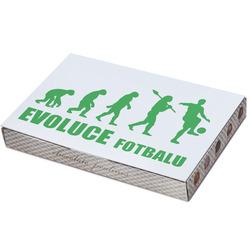 Bonboniera Evoluce fotbalu