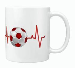 Hrnek Fotbalový pulz