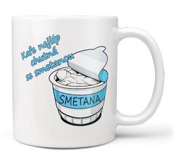 Hrnek Smetana
