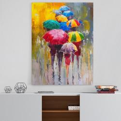 Obraz Rainy day